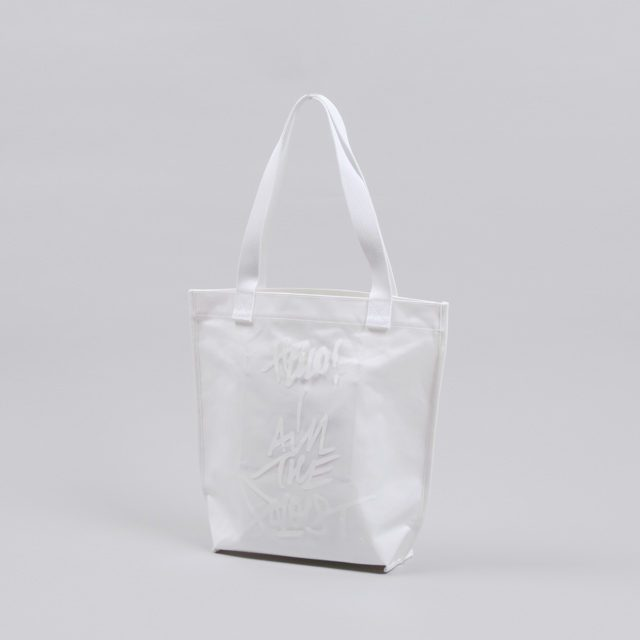 TAKAHIROMIYASHITATheSoloist. pvc shopping bag -S-.