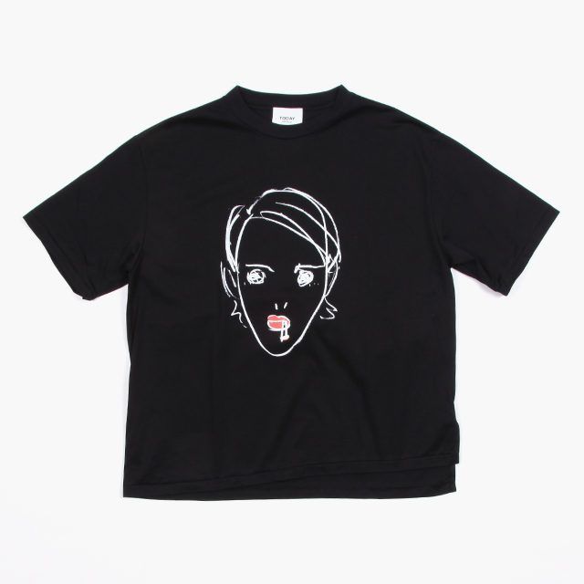 TODAY edition drawing tee [bt-02]