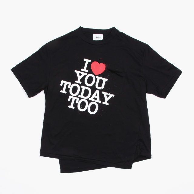 TODAY edition pocket tee 3 [bt-11]