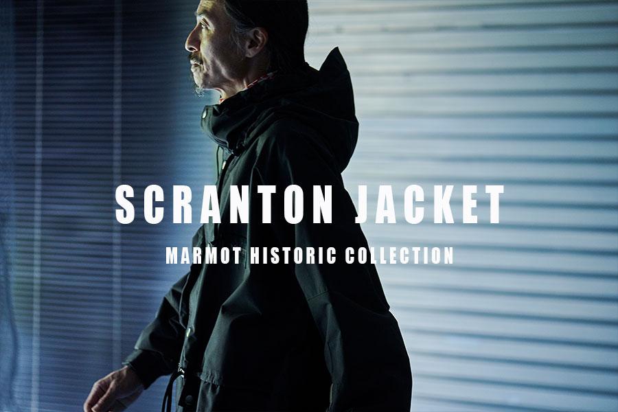 SCRANTON JACKET MARMOT HISTORIC CLLECTION