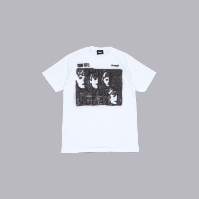 TODAY edition BEATLES WHITE [20SS-27]