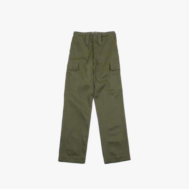 Dead Stock 80's Australian Army Fatigue Trousers 69-79L
