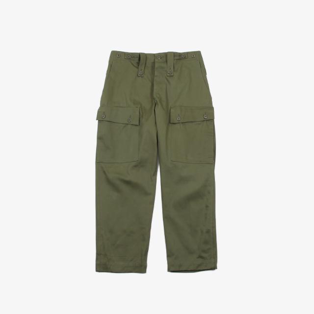 Dead Stock 80's Australian Army Fatigue Trousers 79-89S