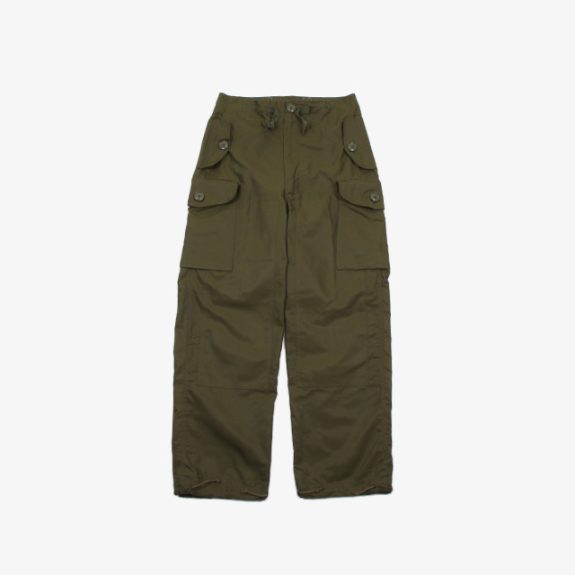 Dead Stock Dead Stock Canadian Army Wind Over Pant