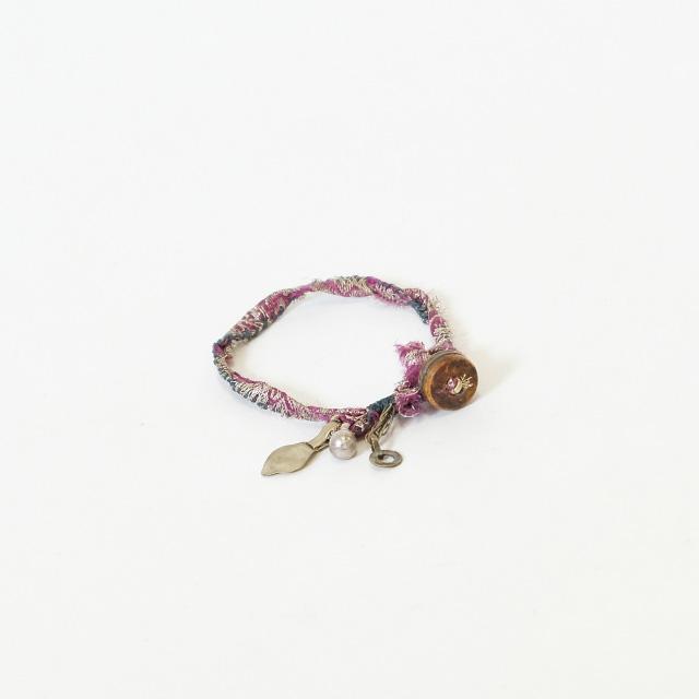 TWENTY SEVEN NINE 27/9 Zari Emb. Bracelet