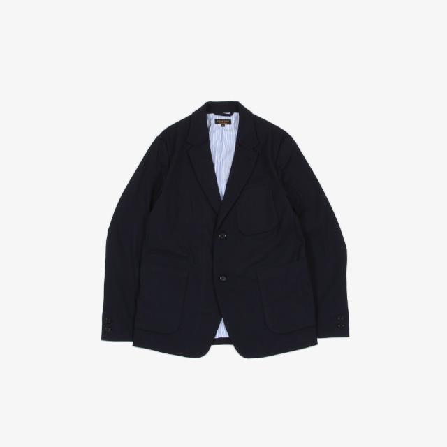 A VONTADE Lounge Jacket Dk.Navy [VTD-0279-JK]