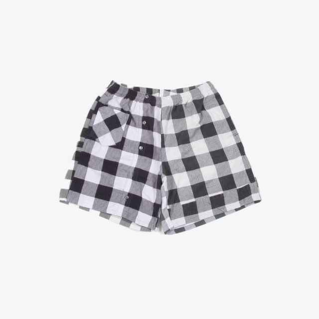 OLD PARK P.B SHORTS FLANNEL [op-396]
