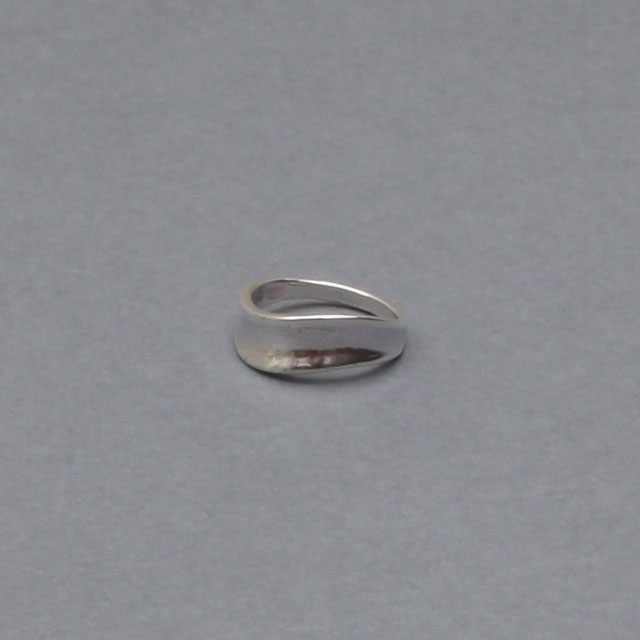 Incrowd Cast Ring Silver [SS13]