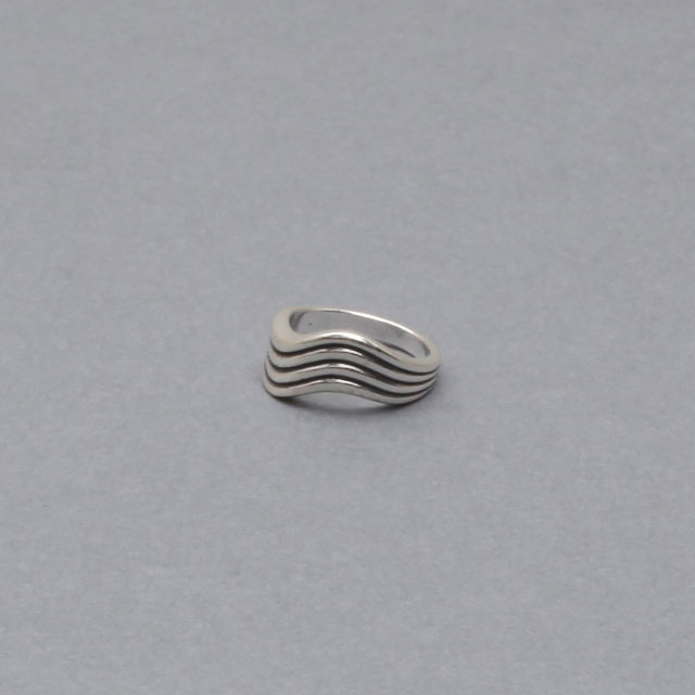 Incrowd Cast Ring Silver [SS16]