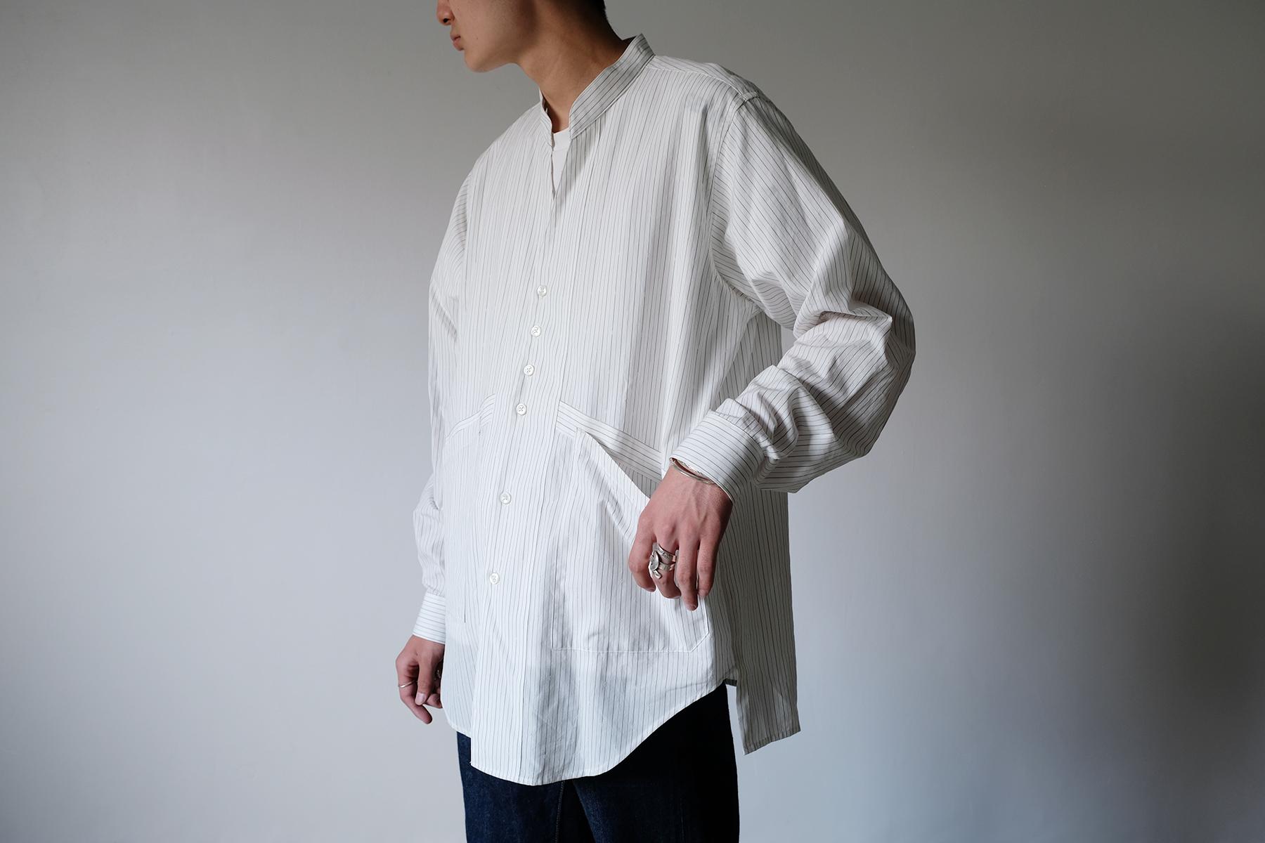 ensou.|エンソウ Childish shirt 2020秋冬