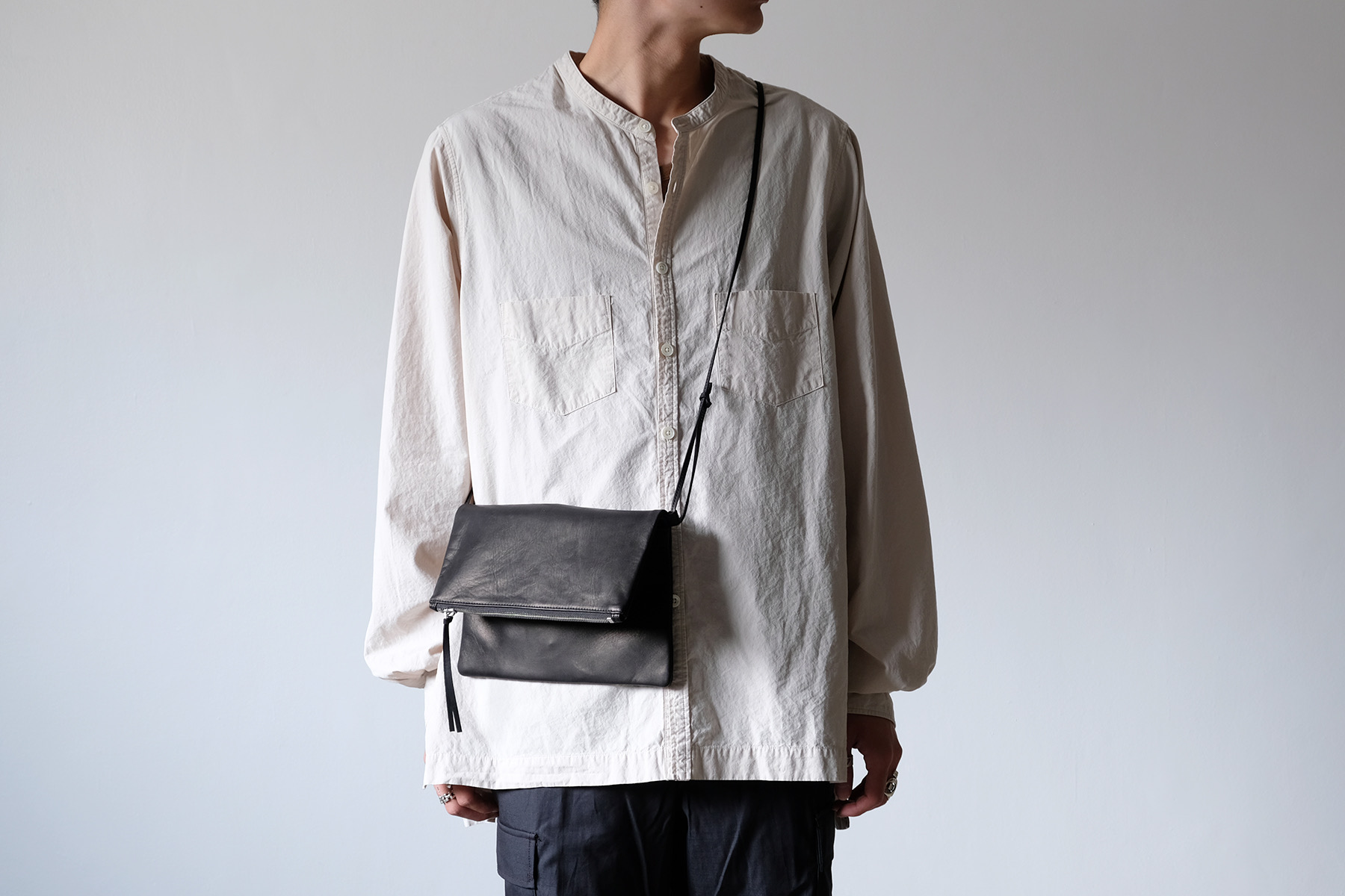 hobo|ホーボー New Leather Item