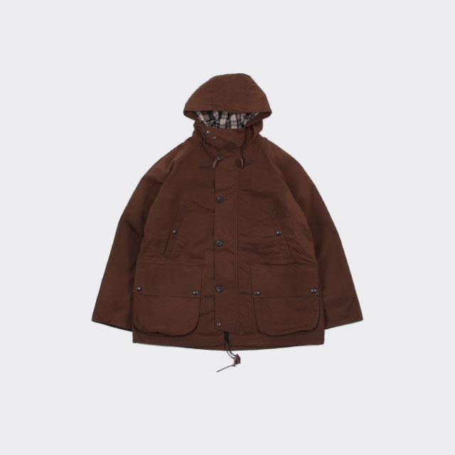 A VONTADE British Field Hooded Jacket [VTD-0420-JK]