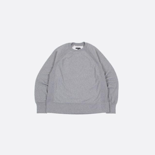 Engineered Garments Raglan Crew – Fleece [HJ142]