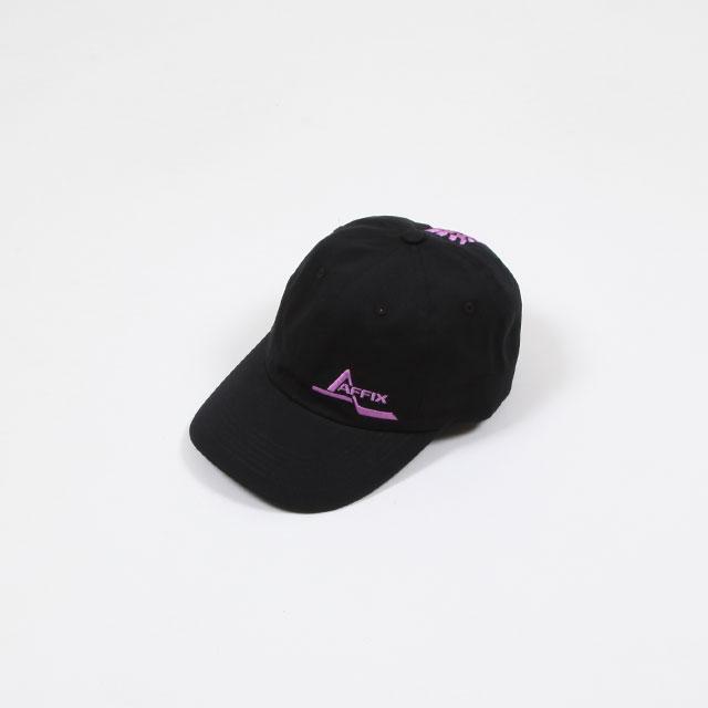 AFFIX FOLEY SEQUENCE CAP BLACK [AW20ACC05]