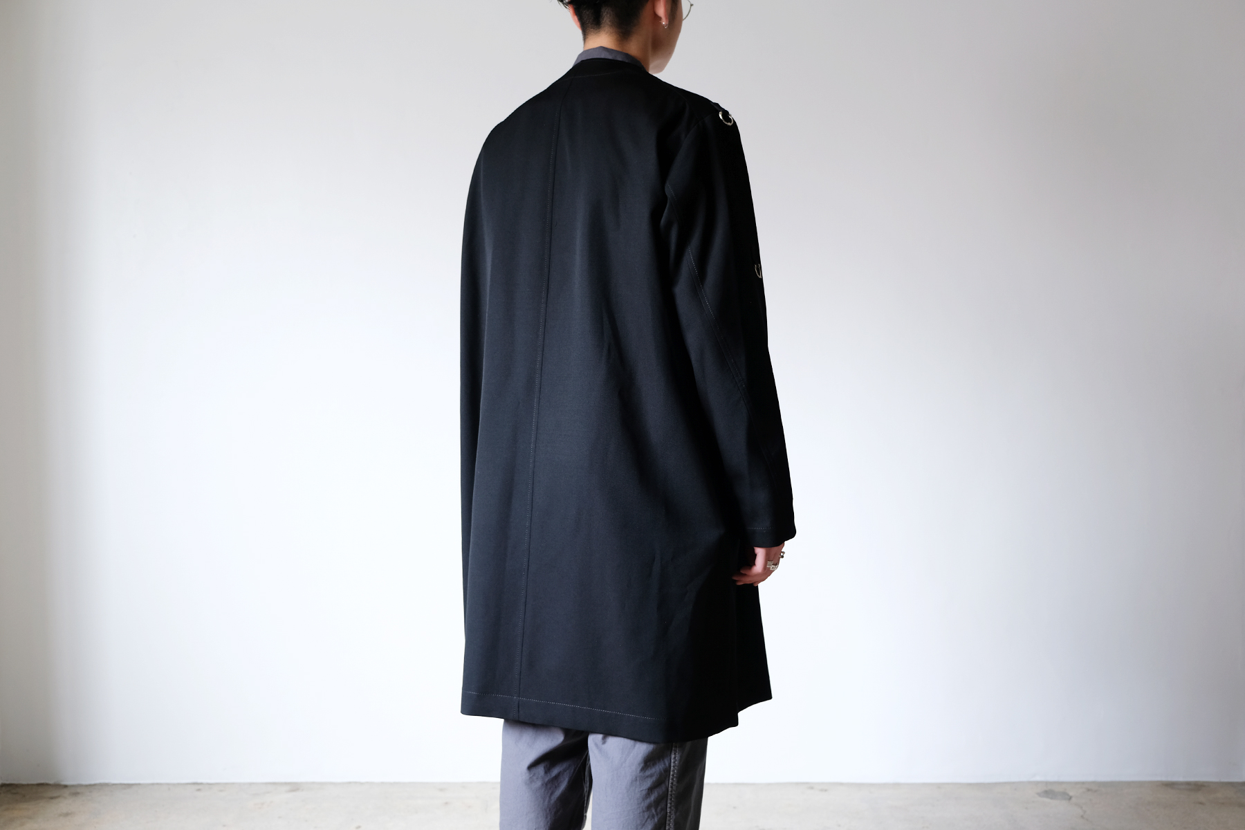 The Soloist.|ソロイスト vol.5 Doctor Jacket