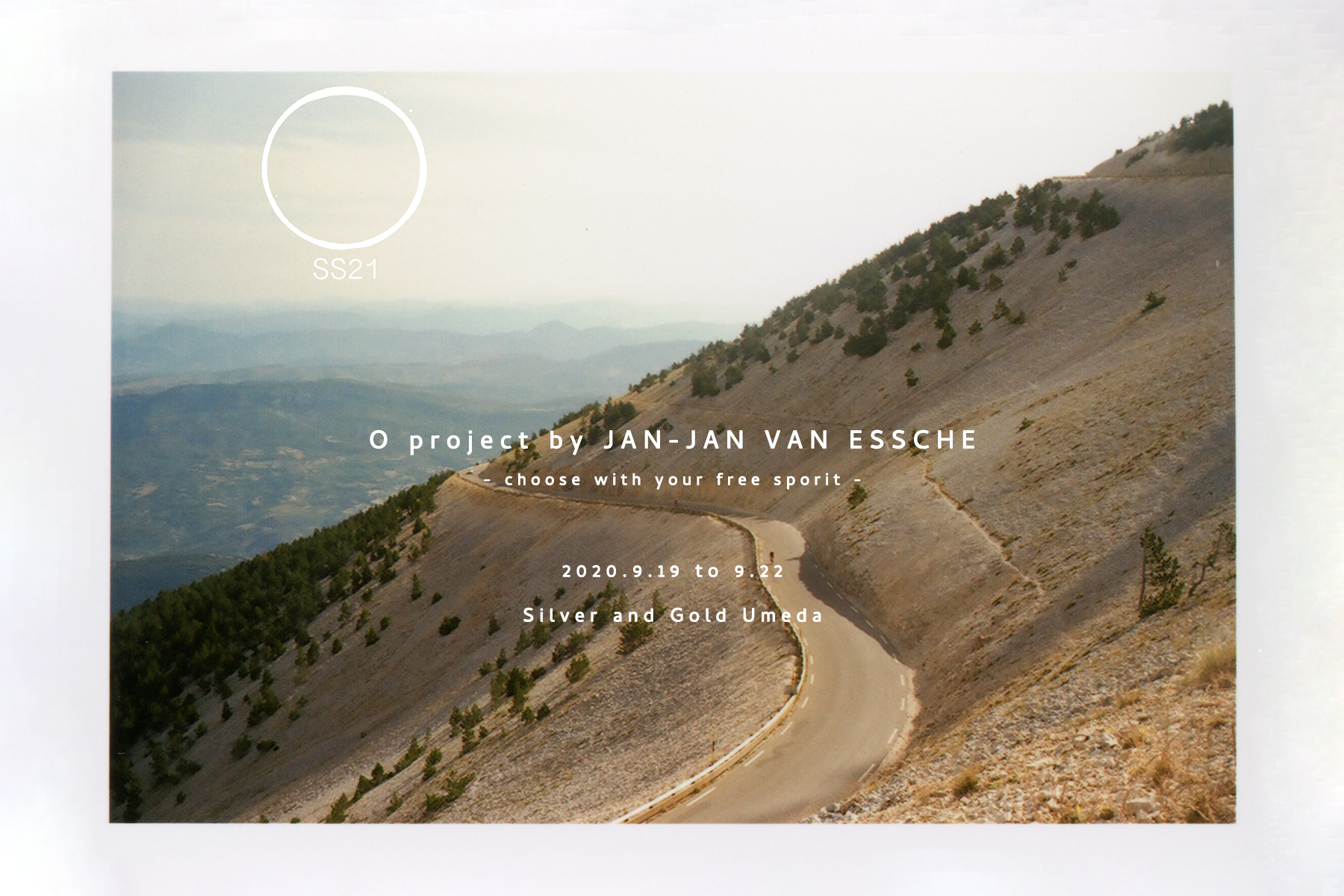 O project|choose with your free spirit
