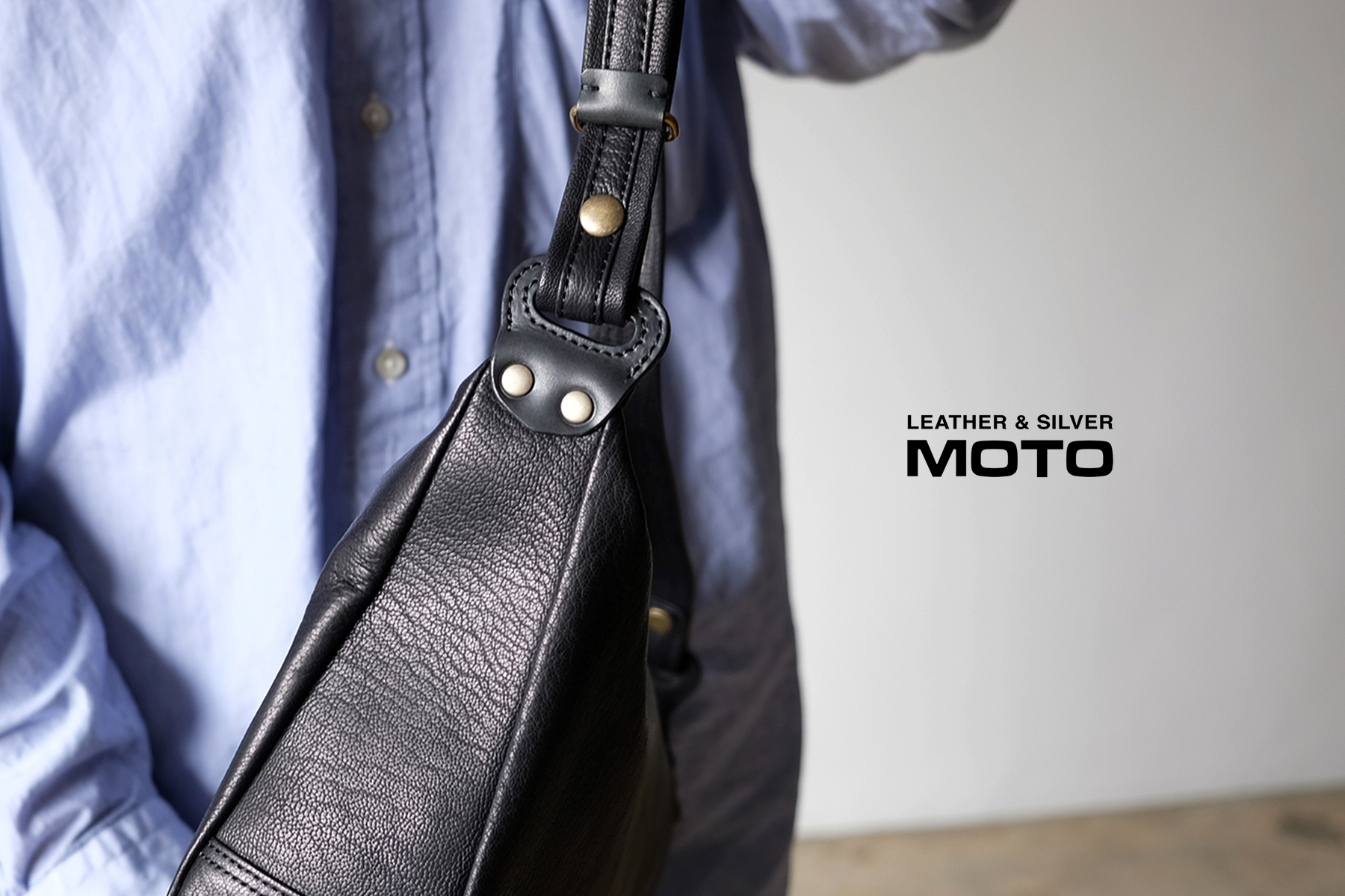 MOTO|モト MINI WALLET & GOAT LEATHER