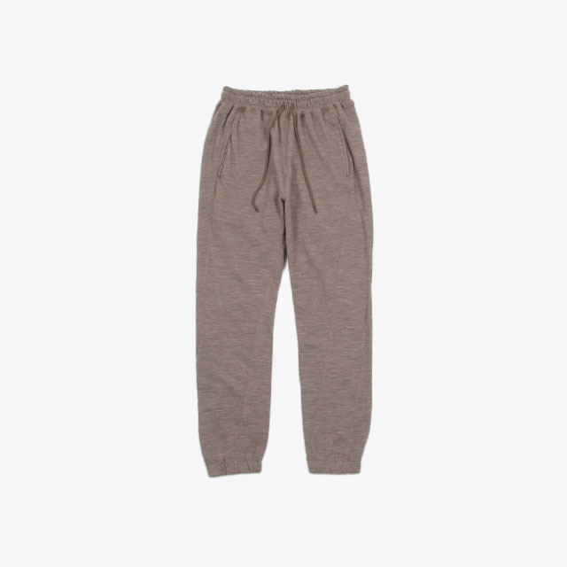 nonnative  DWELLER EASY RIB PANTS W/N/P HEAVY JERSEY Mt.Breath Wool® [NN-P3830]