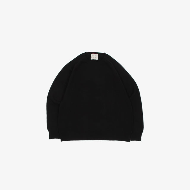 Jumper1234 PLAIN CREW  [1120-560]