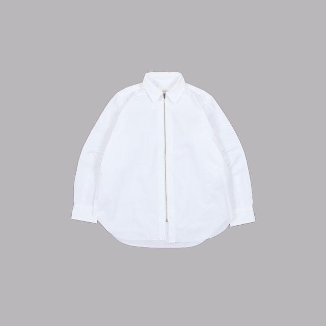 CAMIEL FORTGENTS Zip shirt  [10.03.05]