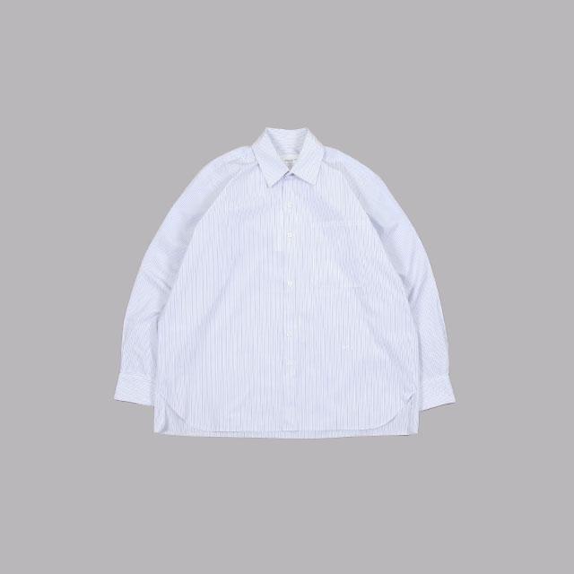 CAMIEL FORTGENTS Oversized Basic Shirt [10.03.10]