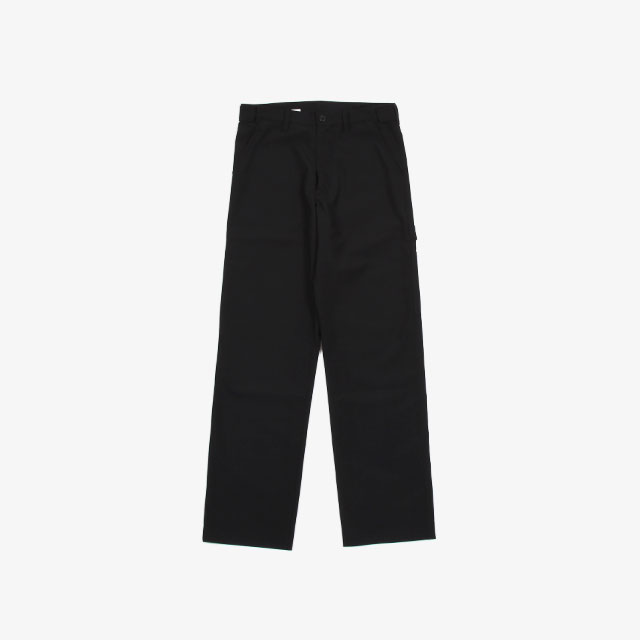 CAMIEL FORTGENTS Worker pants Long Black [10.05.06]