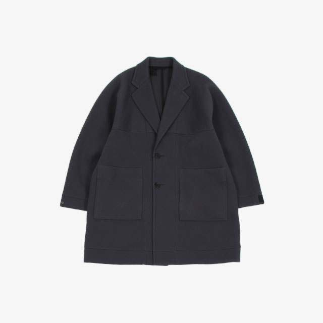 N.HOOLYWOOD Bonding Chester Coat [2202-CO05-027-peg]