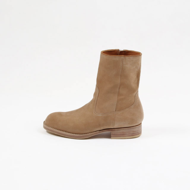 nonnative RANCHER ZIP UP BOOTS COW LEATHER [NN-F3801]