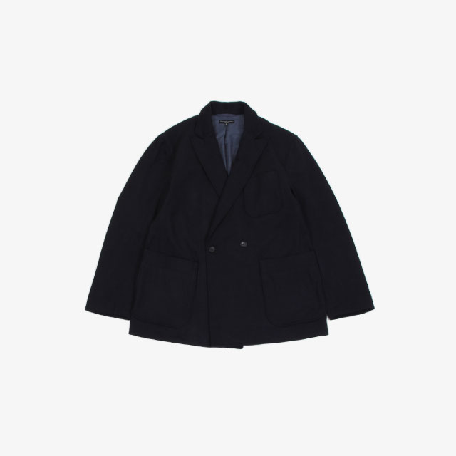 Engineered Garments Newport Jacket – W/C Flannel [HJ337]