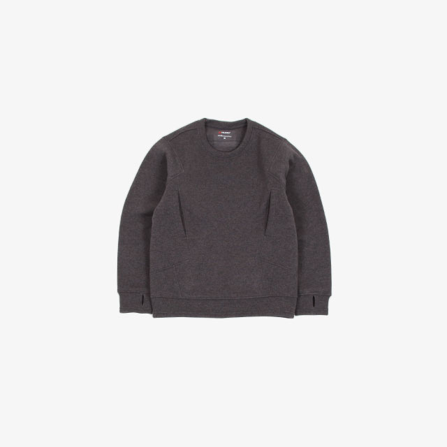 POUTNIK Sage Woolly Sweatshirt – Polatec POWERDRY