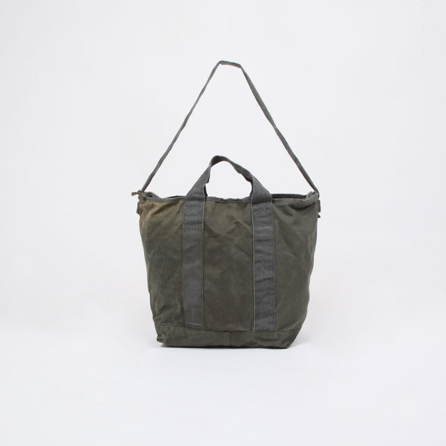 HEXICO DEFORMER TOTE BAG EX.US.AIR.FORCE KIT BAG .FLYER'S OLIVE [2993]