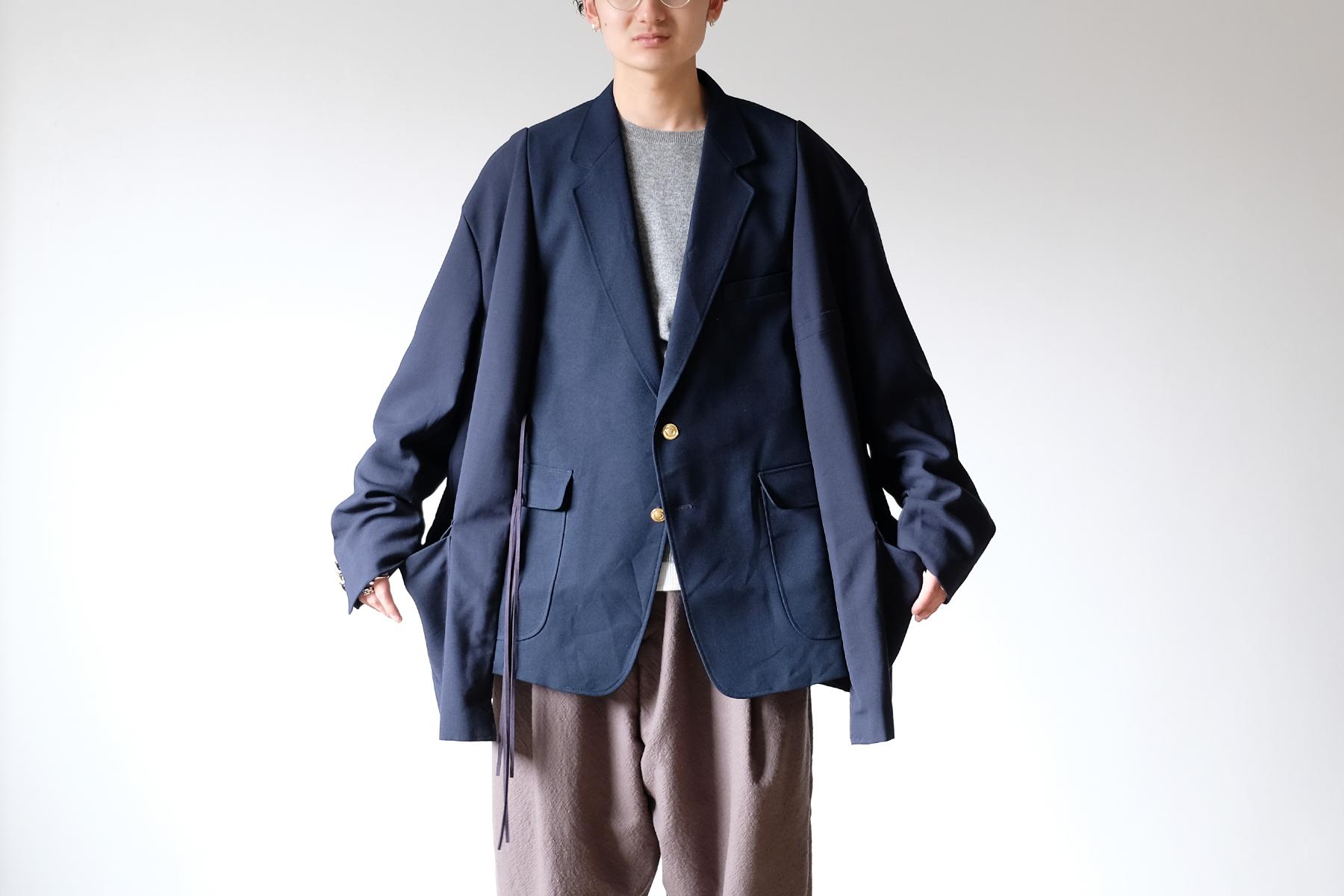 77Circa ナナナナサーカ circa make wide jacket