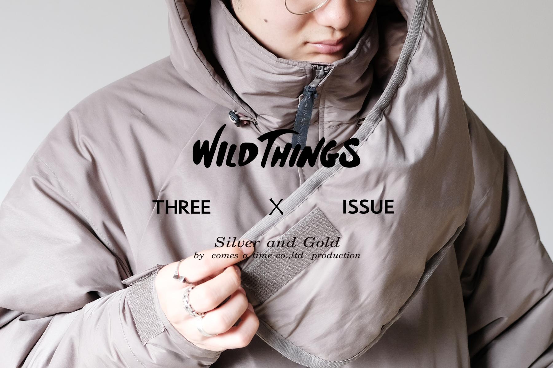 WILD THINGS|ワイルドシングス 2020秋冬 SPACIAL