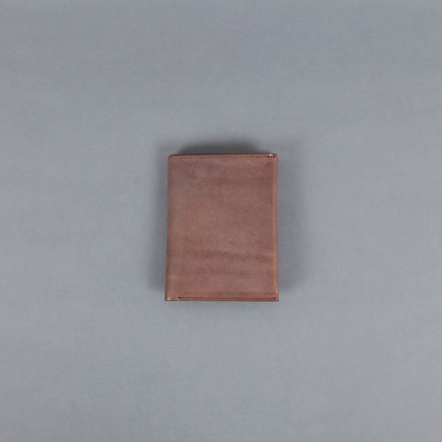 hobo OILED COW LEATHER BIFOLD WALLET [HB-W3208]