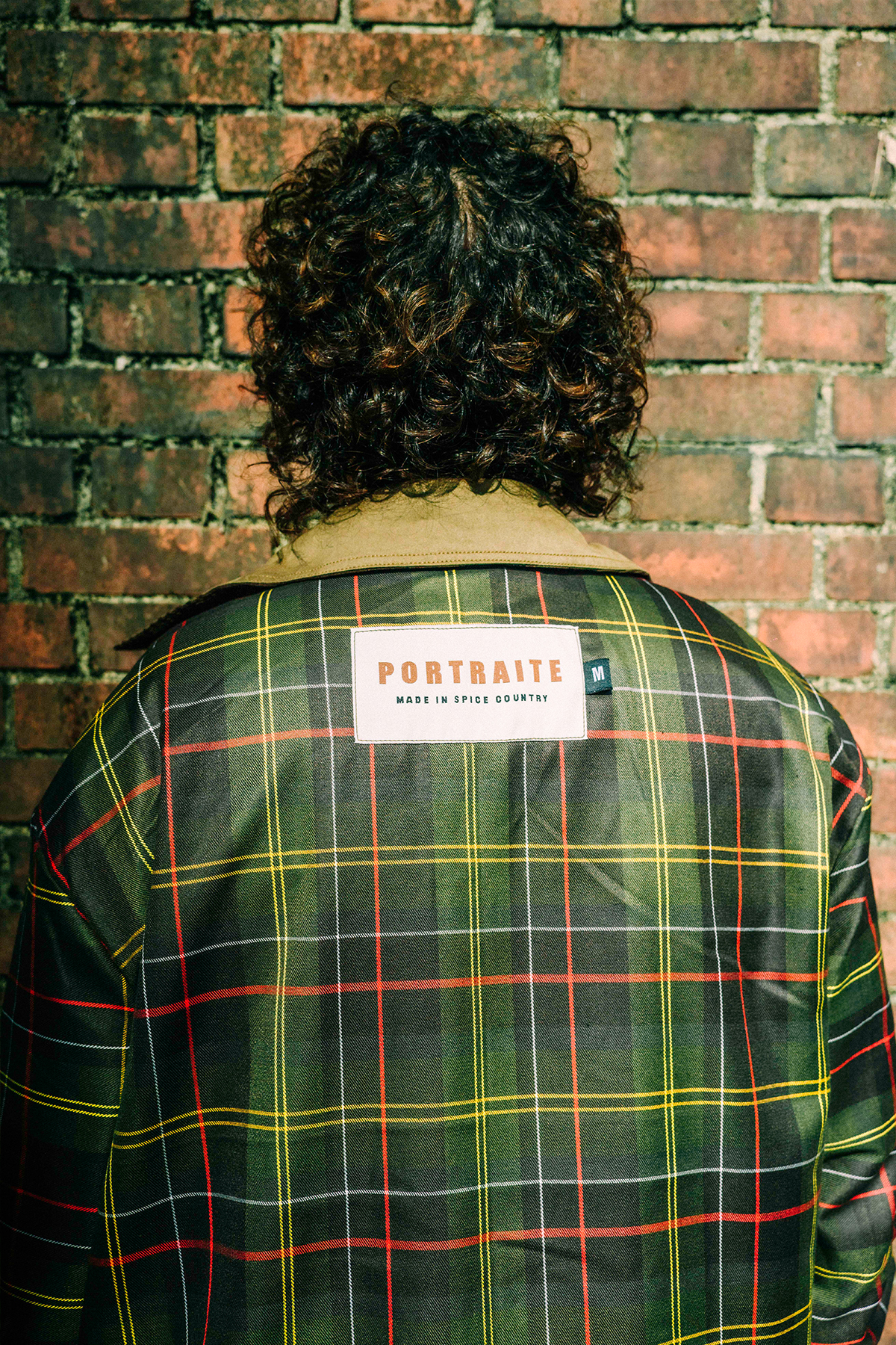PORTRAITE|ポートレイト 2020秋冬 Classic Field Jacket Long