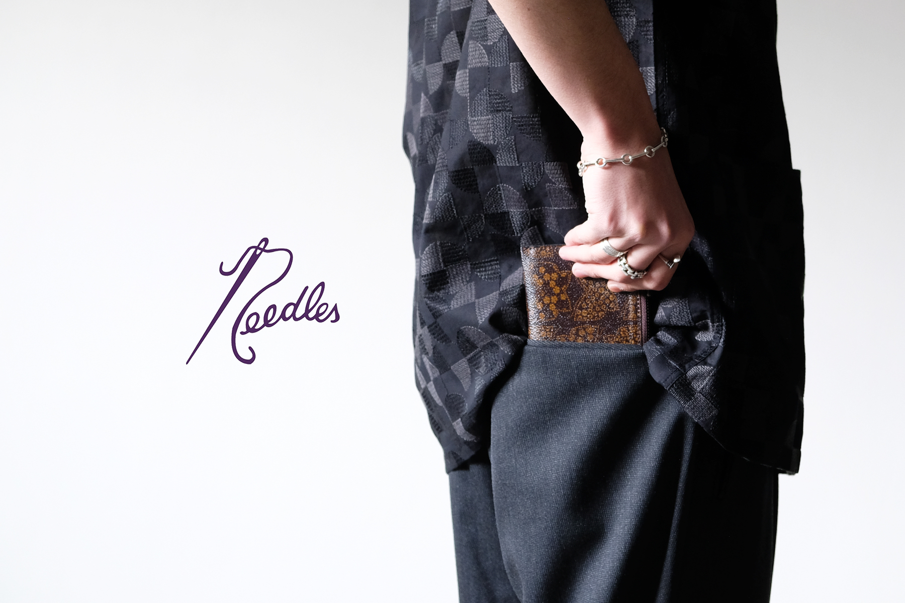 Needles|ニードルズ 21SS