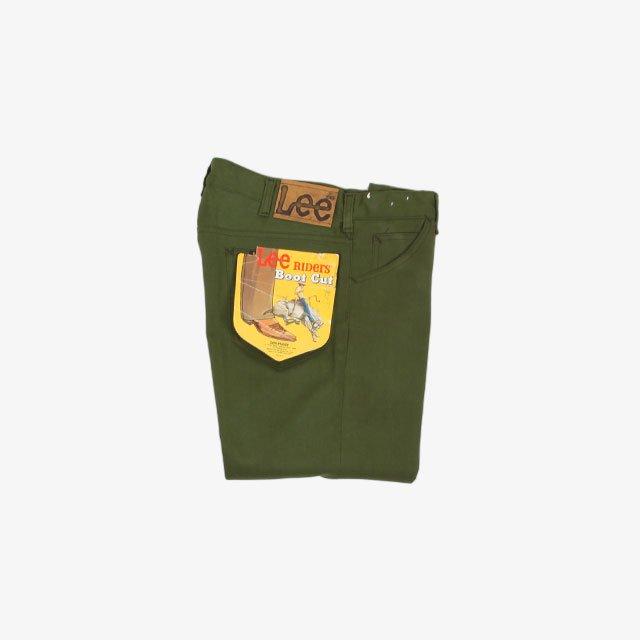 Lee Dead Stock Lee Boots Cut Pants