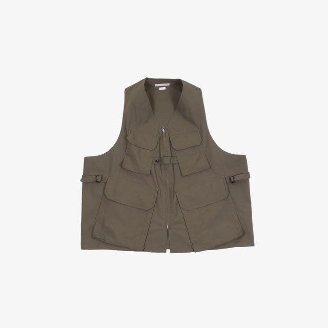 blurhms Cotton Utility Vest [BHS21S011]