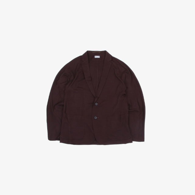 kolor BEACON Wool Jersey 2B Jacket [21SBM-J01239]