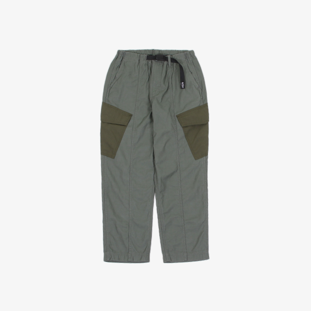 WILD THINGS BACKSATIN FIELD CARGO PANTS [WT21007AD]