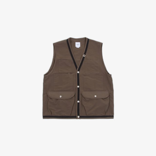 BAMBOO SHOOTS HIKING VEST [M210103]