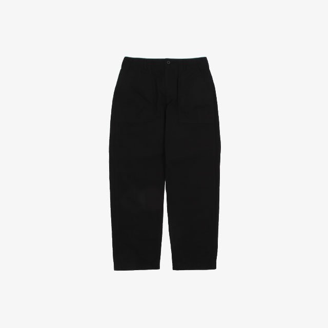 Engineered Garments Fatigue Pant – Cotton Ripstop Black [IK186]