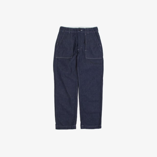 Engineered Garments Fatigue Pant – 8oz Cone Denim Indigo [IK185]