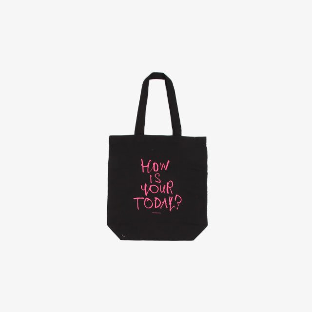 TODAY edition MESSAGE 3 TOTE BAG – How is your TODAY  [21ss-24]