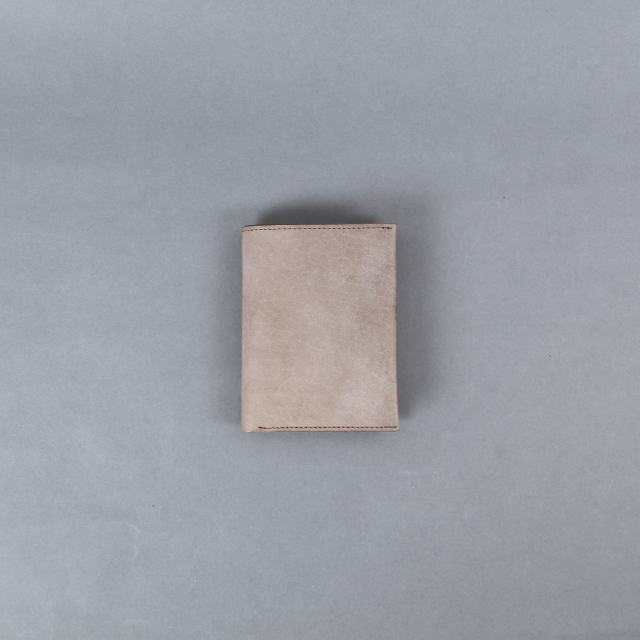 hobo OILED COW LEATHER BIFOLD WALLET  [HB-W3305]