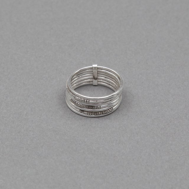 Touareg Silver ring