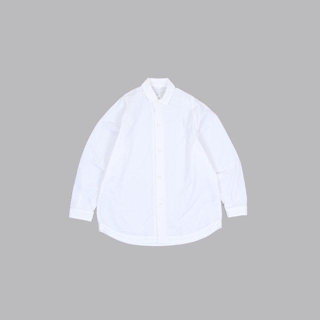 TEATORA CARTRIDGE SHIRT – packable WHITE [tt-SHT-OP]