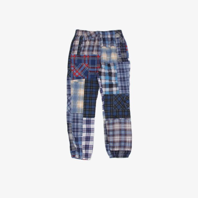 OLD PARK  JOGGER PANTS #FLANNEL  [op-401]