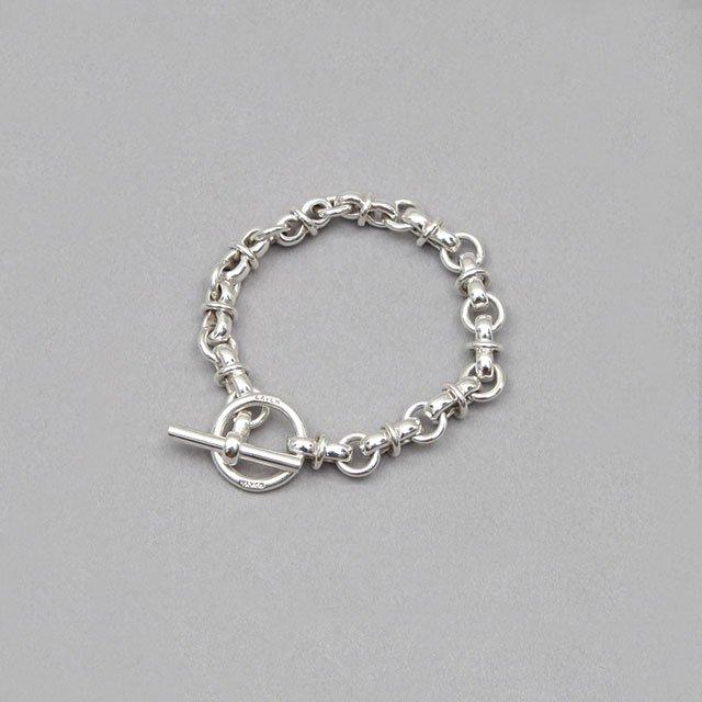 LAVER Toggle Chain T Bar Bracelet [no.21]
