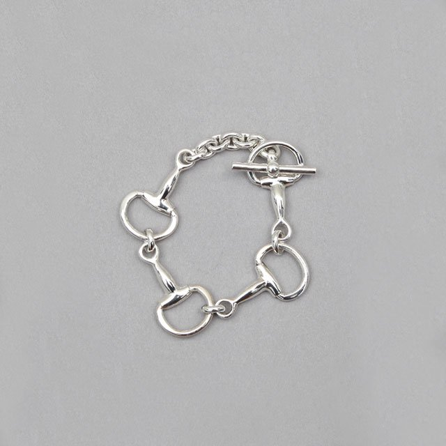 LAVER Four Bit Chain T Bar Bracelet [no.33]